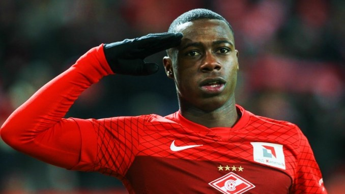 Quincy Promes joins Ajax somtosports