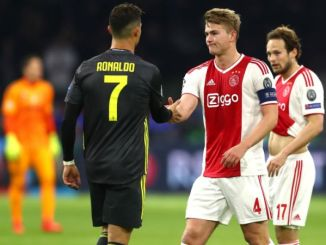 Yea its true. Ronaldo asked me to join Juventus. De Ligt admits somtospors