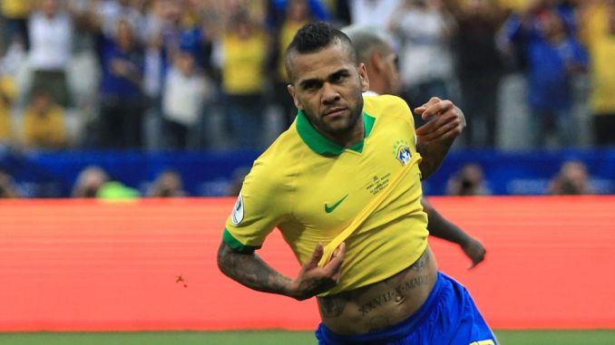 Dani Alves bags man of the match as Brazil shoots past ArgentinaDani Alves bags man of the match as Brazil shoots past ArgentinaDani Alves bags man of the match as Brazil shoots past Argentina