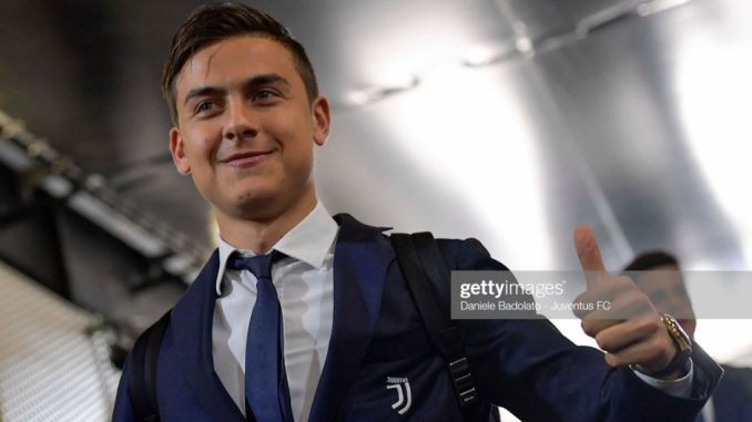 Dybala agrees to leave Juventus for Man United PSG or Spurs