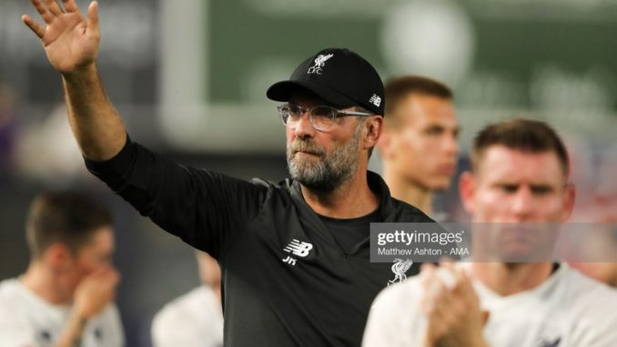 Klopp will leave Liverpool at the end of his contract - Carragher