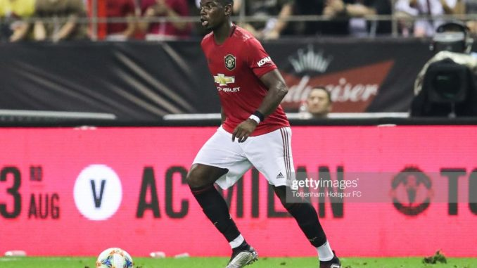 Man United news Solskjaers new role plan for Paul Pogba