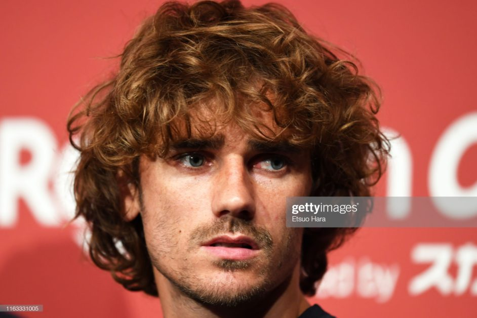 Messi not happy with Griezmann as frenchman is yet to receive welcome note from the Argentine