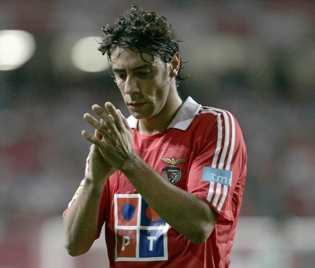 Revealed; Bruno's idol is a player Sir Alex Ferguson almost signed in 2007