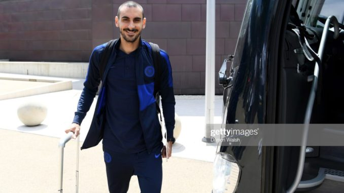 Chelsea agree loan terms with Roma as Zappacosta sets to pave way for Recce James.