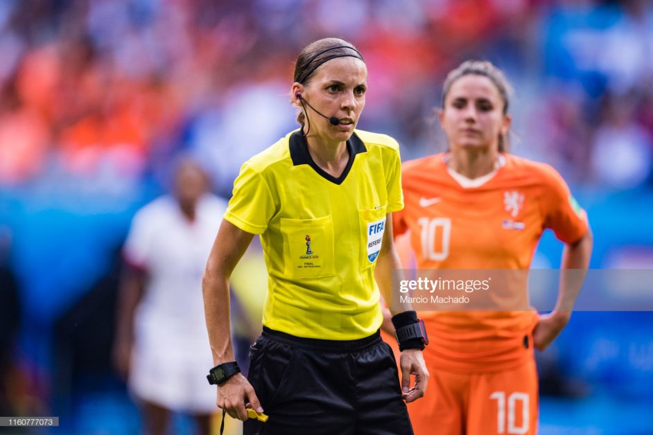 UEFA: Female-Referee-to-officiate-Liverpool-vs-Chelsea-super-cup-final