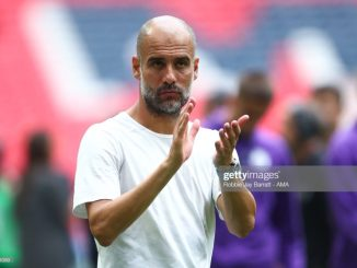 Guardiola speaks up on 'why Man City dropped out of Maguire race'