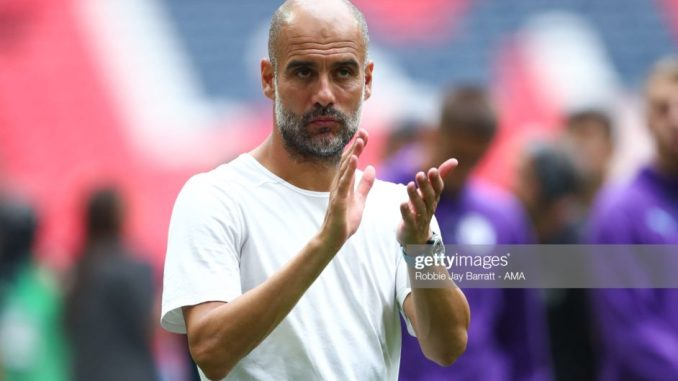 Guardiola speaks up on why Man City dropped out of Maguire race