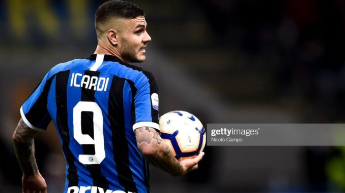 Inter Milan transfer news Napoli offers Icardi 5-years contract.