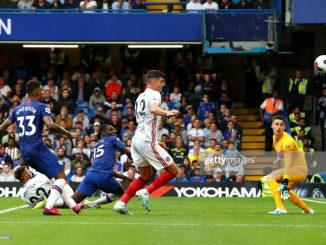 Kurt Zouma late own goal rubbishes Tammy Abraham 2 goals against Blades