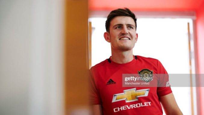 Maguire makes effort to convince Solskjaer that he's fit for Chelsea clash