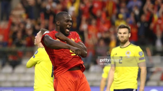 Man United transfer news Lukaku sets to undergo medicals at Inter Milan