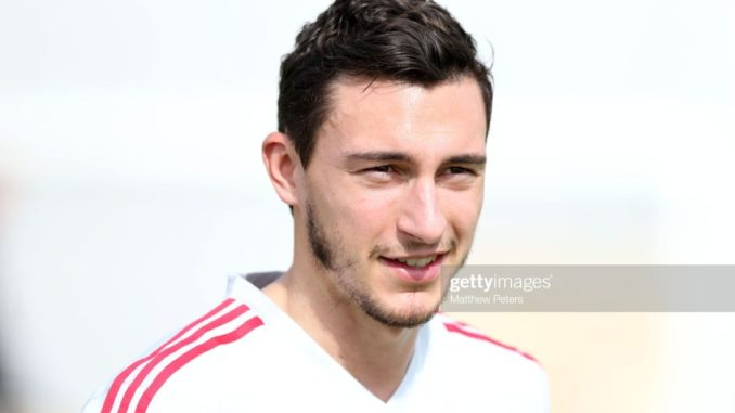 Man united transfer news: Darmian arrives Parma to complete transfer deal.