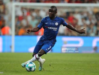 Ngolo Kante reveals he is happier with his new role at Chelsea midfield.