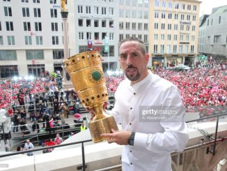 Ribery reportedly accept Fiorentina transfer deal