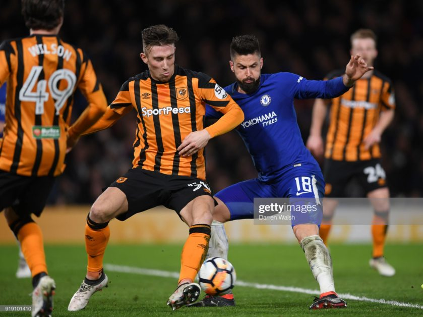 Hull City defender, Angus MacDonald diagnosed with Cancer