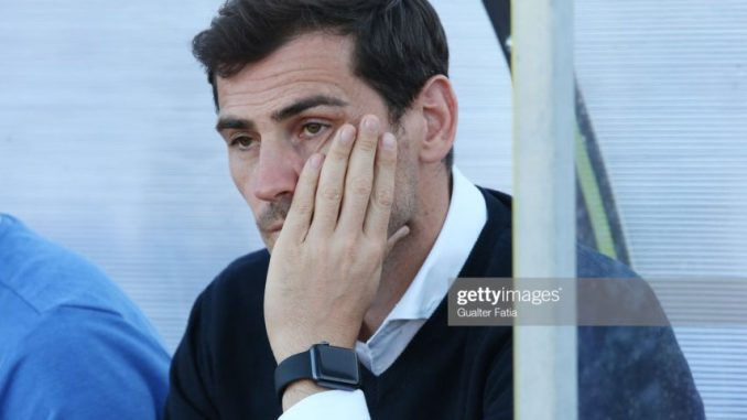 Iker Casillas decides to wait until March 2020 to decide his future