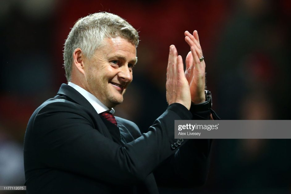 We are very good on penalties - Ole Solskjaer`