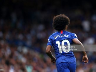 Willian strongly believes Chelsea can still lift a trophy this season