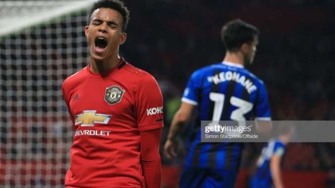 Greenwood joins Man United pool of injury as he pulls out of U21 squad