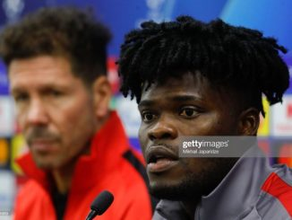 Thomas Partey house robbed while he was in Moscow ahead of tonight UCL clash