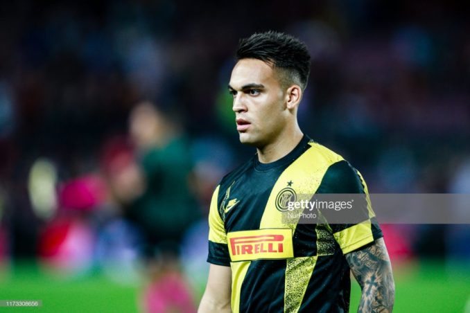 Conte is making me do a great job - Lautaro Martinez 3