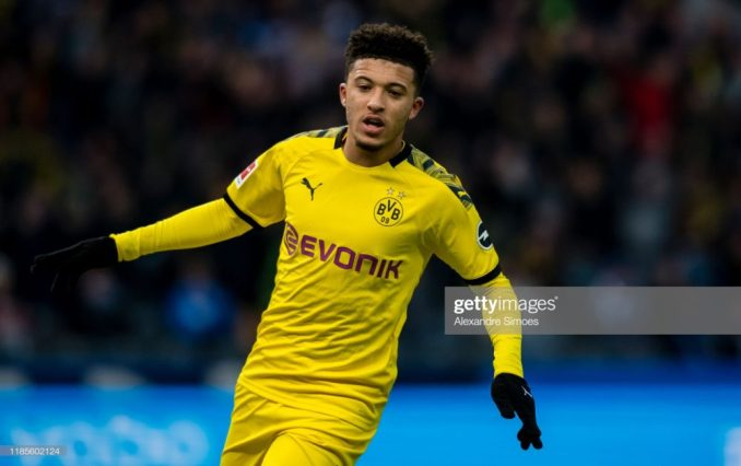 Man Utd likely to give up Jadon Sancho hunt amid Chelsea link 1