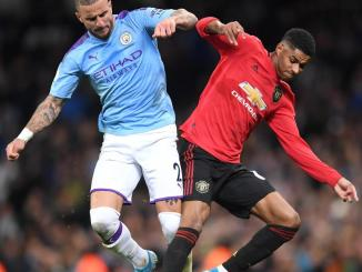 Man arrested after Manchester derby following racist abuse3
