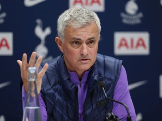 Tottenham Hotspur Training and Press Conference