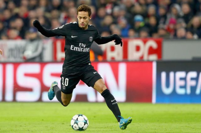 Neymar hints on winning Champions League with PSG 3
