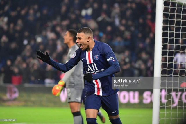 Real Madrid eyeing Kylian Mbappe deal as PSG prefer the Vinicius 2