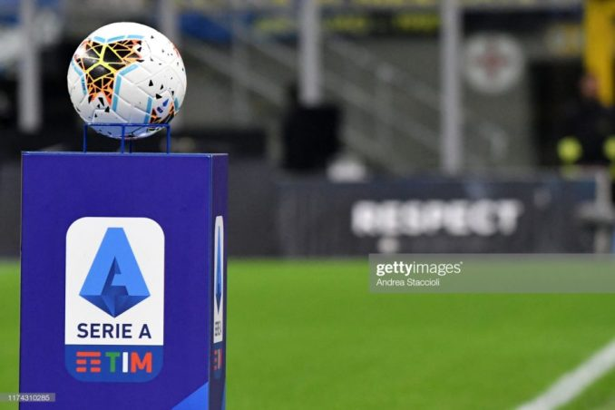 Coronavirus threats as Serie A Sunday matches cancelled