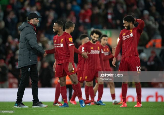 How the Corona Virus might stop Liverpool from lifting the EPL trophy 3