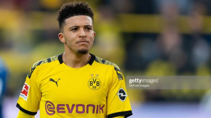 We won't repeat our mistakes, Jadon Sancho is staying - Watze 1