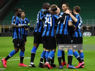 Inter Milan releases club current COVID19 results