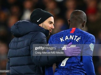 Ngolo Kante to miss FA CUP clash with Man United as Frank Lampard labels Bruno Fernandes Big threat.