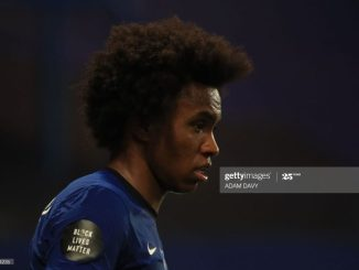 Transfer blow for Arsenal as Chelsea prepare 2-year Willian extension deal