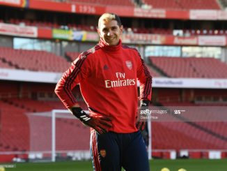 Arsenal transfer news There are 10 clubs on me now Emi Martinez