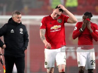 Man United decide against Phil Jones surgery that could sideline him for 5 months