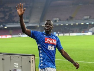 Napoli are ready to sell Man city and United target, Koulibaly, if right bid comes in.