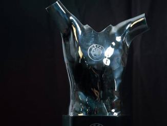 UEFA names final three nominees for Men's Player of the Year award.