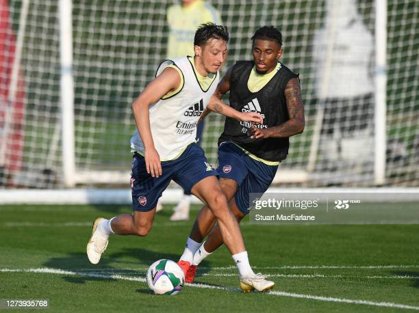 Lifeline for Ozil as Arteta sets to axe him from EPL squad 1