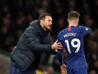 Lampard finally lifts the lid on why he favorites Mason Mount