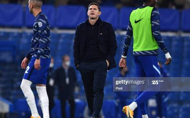 Frank Lampard makes shocking claim as he compares his managerial term to his playing days