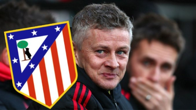 Atletico Madrid talented right back tipped for sensational Man United move