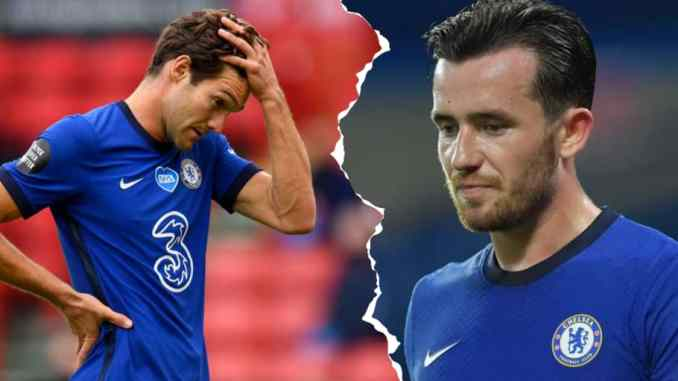 Just In: Marcus Alonso Finally Breaks Silence On Chelsea Future After Losing Spot To Chilwell