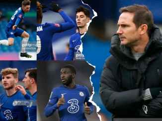 Chelsea Press Conference Lampard Speaks On Tomori Chelsea Fate Werner Goal and many more