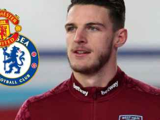 Declan Rice Makes Transfer Decision Amid Interests From Chelsea and Man United 2