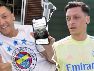 Mesut Ozil confirms Arsenal future in QA with fans