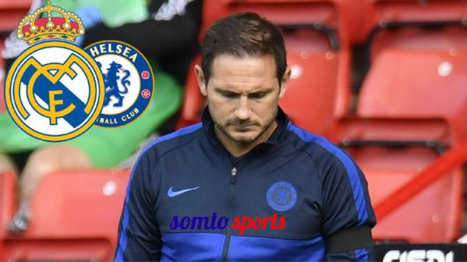Real Madrid submit lucrative offer for Chelsea Quarry